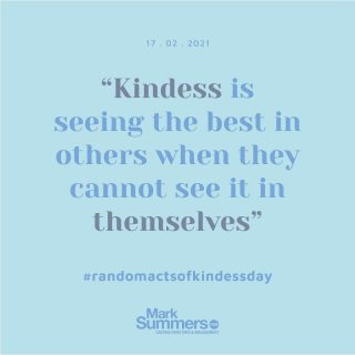 This week is #randomactsofkindness week! For the next 7 days we're going to be giving you an idea via our stories as to how you can take part in this - and this year, what a better year to take part! ❣️ stay tuned via our stories • #randomactsofkindnessday #randomactsofkindness #love #london #marksummers