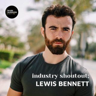 **INDUSTRY SHOUTOUT**  Everyone meet Lewis Bennett. Lewis is a Talented actor & performer represented by the wonderful @goldmans_management   Lewis recently filmed a fantasic commercial for @theglenlivet after casting for the role with us here at Mark Summers Casting. We absolutely love hearing from performers & their experiences.   @singing_cameraman   #marksummerscasting #industryshoutout #entertainment #casting #actor #castingdirector