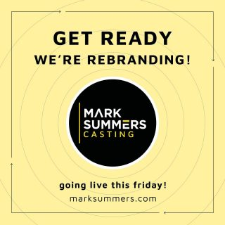 We are so Excited!!! Finally only 5 days until we launch our new Casting website. Don't forget to join us on Friday when we go LIVE!!!   #casting #launch #live #london #castingdirector