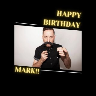 Happy birthday to our fabulous @marksummerscd !!🥳✨🕺🏻🤍   From all of us at @marksummerscasting and @msrepresents 🎉
