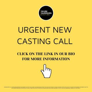 *NEW CASTING CALL*   ⚡️ CLICK THE LINK IN OUR BIO FOR MORE INFO AND HOW TO APPLY ⚡️  #castingcall #marksummerscasting #talent
